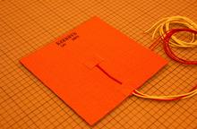 200X200mm,200W@24V, w/ NTC 100K Thermistor,Keenovo Silicone Heater 3D Printer Heater,Heatbed, First Grade Quality Guaranteed