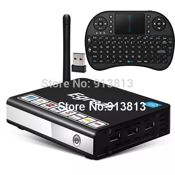 Egreat i6 Wintel Mini PC Windows 8.1 Intel Z3735F TV BOX Smart TV Receiver Media Player 2G RAM 32G ROM 2.4G/5G WIFI Bluetooth RI(China (Mainland))