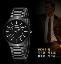 2014 SINOBI Brand MEN BOY Military Dress Wrist Watches Casual JAPAN Quartz Male Clock Wristwatch Quality