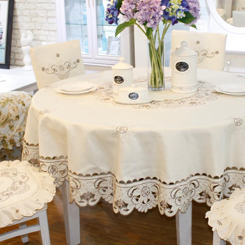 Achetez en gros couverture de chaise de damas en ligne - Nappe de table ovale ...