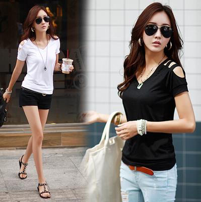 Женская футболка T-shirt 2015 t camisetas femininas tshirt женская футболка other 2015 3d loose batwing harajuku tshirt t a50