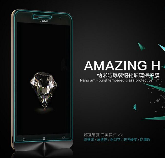 Защитная пленка для мобильных телефонов 9 0,3 H 2,5 D Asus Zenfone 5 A500CG A501CG