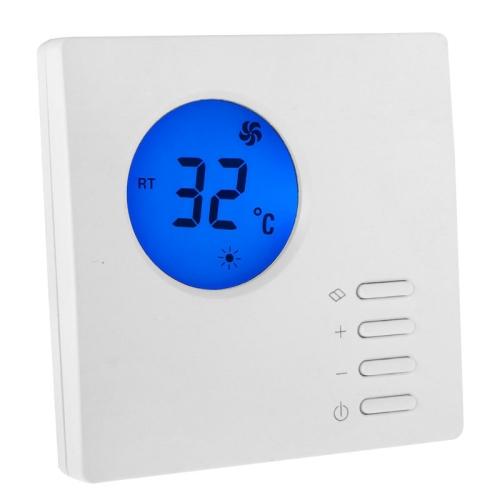 Гаджет  Simple Non-programmable Room Thermostat heating and cooling Thermostat NTC sensor BHT-100GA  None Строительство и Недвижимость