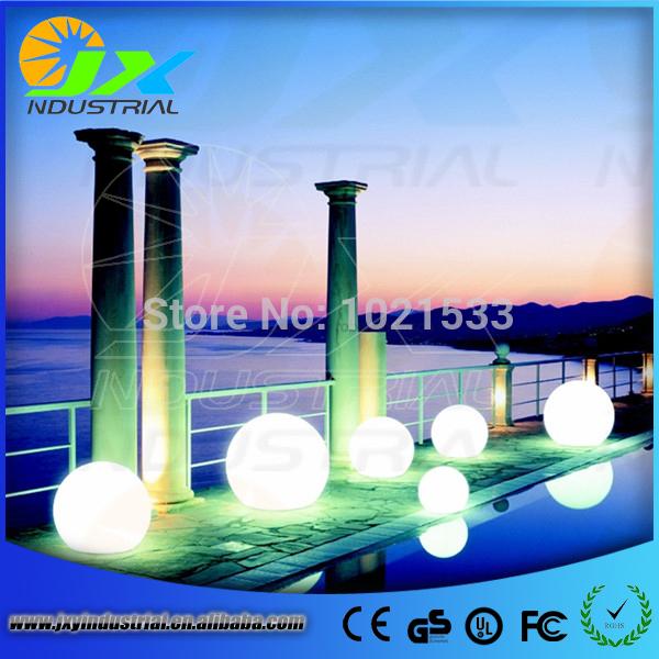 led garden ball light/swimming pool led ball lighting/big led ball(China (Mainland))