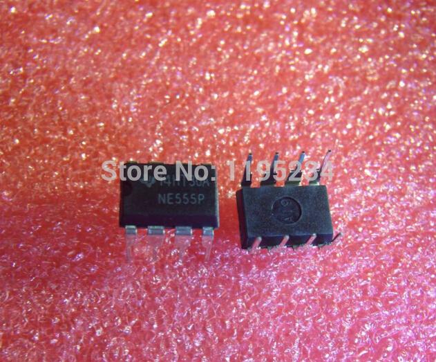 микросхема NE555 555 P