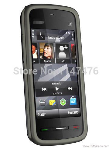 "Free shipping 5230 Original cell phone 5230 GPS 3G 3.2"" Bluetooth JAVA 2MP Unlocked Mobile Phone(China (Mainland))"