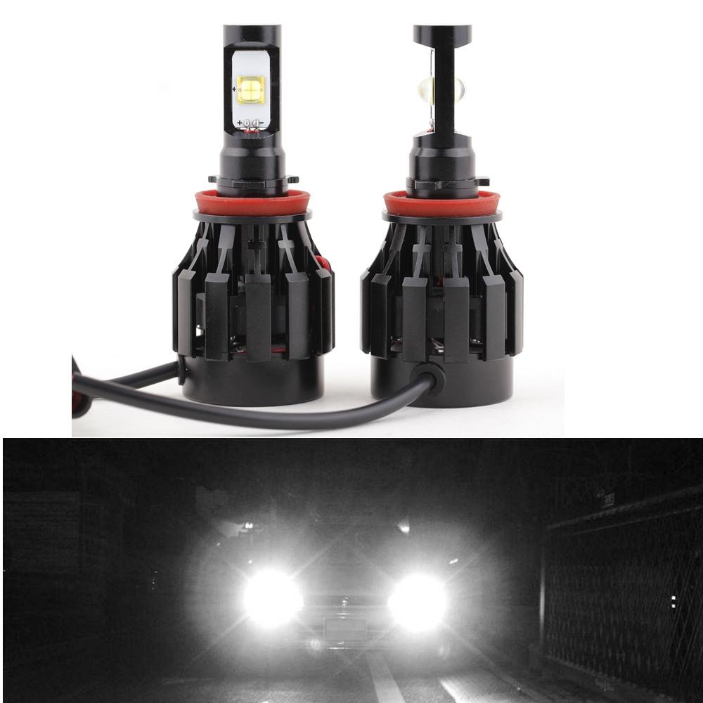 Источник света для авто Oem 2 * 30 /6000lm Auto H11 6000/6500k dc12/24v источник света для авто oem 2 30 6000lm auto h11 6000 6500k dc12 24v