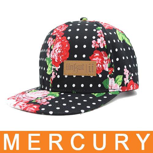 Snapback Caps Floral Floral Pattern Snapback