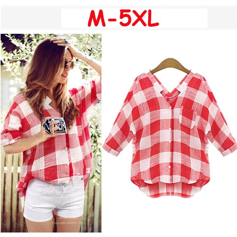 Женские блузки и Рубашки Brand New V женские топы и футболки brand new 40356