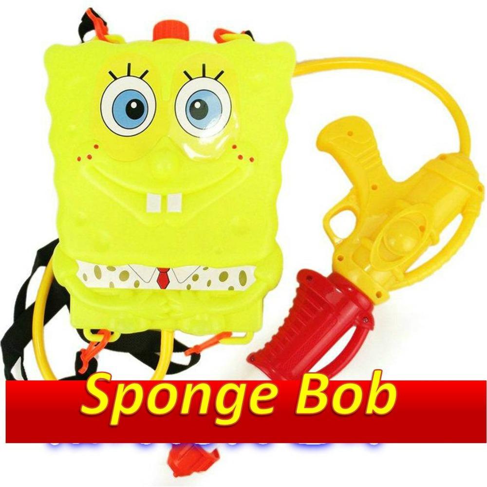 Spongebob Machine Gun Nerf Cool Water Gun Spongebob