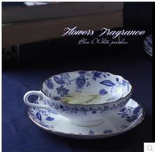 Super quality Bone China Tea Cup, Ceramic Coffee cup, Tea set, Black Tea Cup. Free shipping!