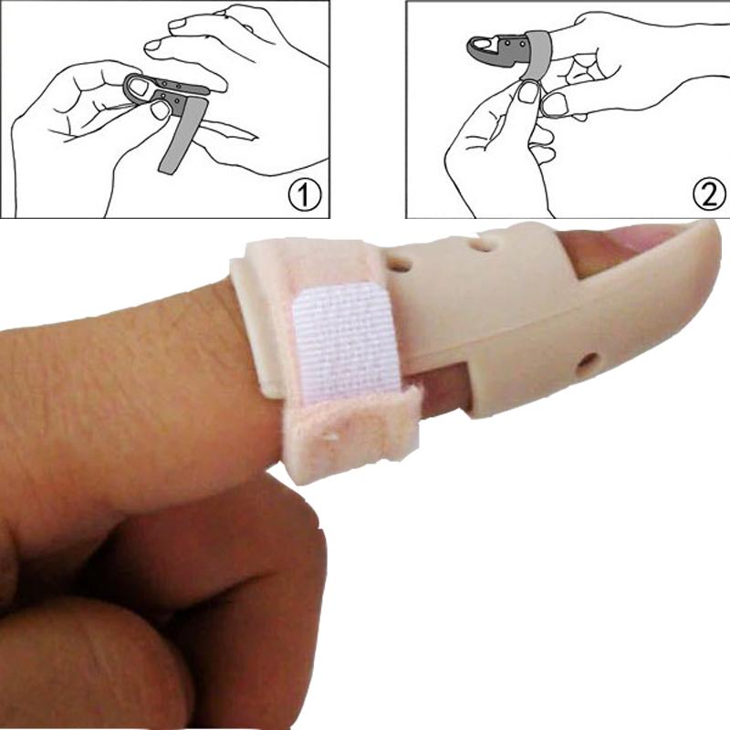 New Plastic Mallet DIP Finger Supports Brace Splint Joint ...