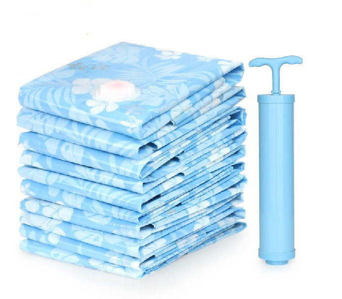 100set 130*100CM12 wire vacuum bag for suit quilt clothes storage bags travel receive packaging roll compression Space bag type(China (Mainland))