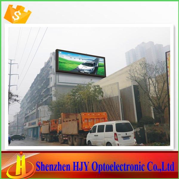 Wonderful resolution p10 outdoor led window display(China (Mainland))