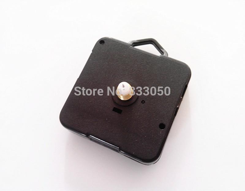 100PCS 12mm Shaft Hanger Clock Movements and Hands for Clock Kits(China (Mainland))