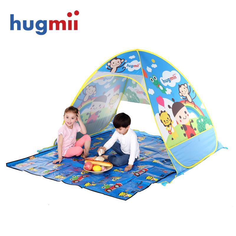 Детская игровая палатка Hugmii 2015 011 насос txh0086 hugmii 2015