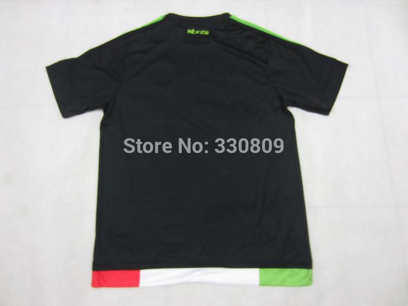 free shipping 2016 toppest thai quality mexico football kits shirts wholesale custom mexico football jerseys(China (Mainland))
