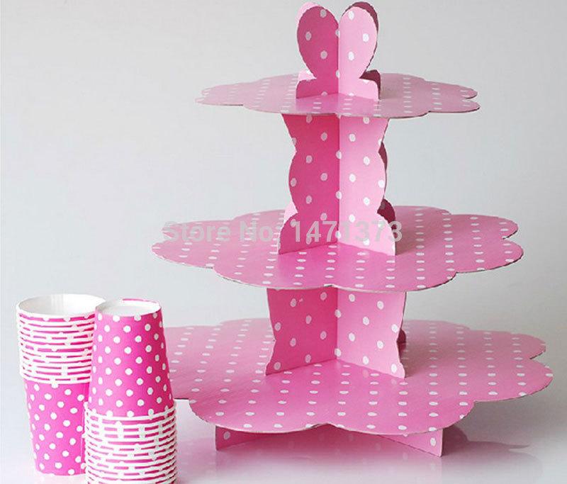 Подставка для бумажного торта