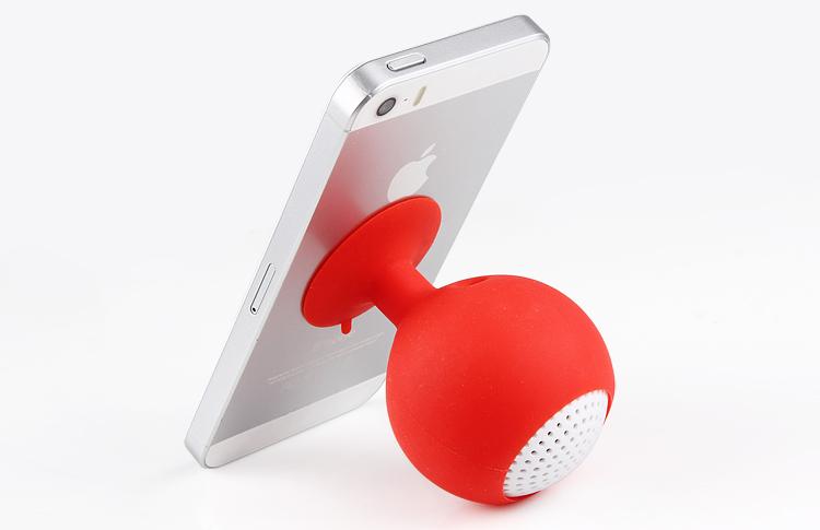 2015 Newest Speakers Mini Foldable Active Speaker+ Sucker Holder for Mobile Phones Tables Laptops computer speakers(China (Mainland))