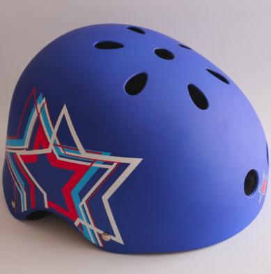 Защитный спортивный шлем STG Roces 54/60 CPSC , ce DO IT roces roces s17rcpl2bl