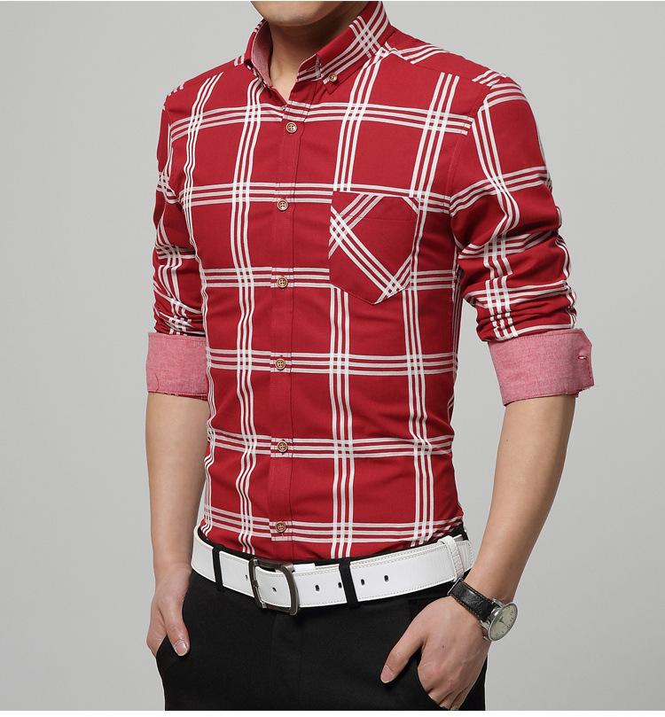 Red Dress Shirt For Boys Evgen Fashion Blog Red Boys Dress Shirt ...