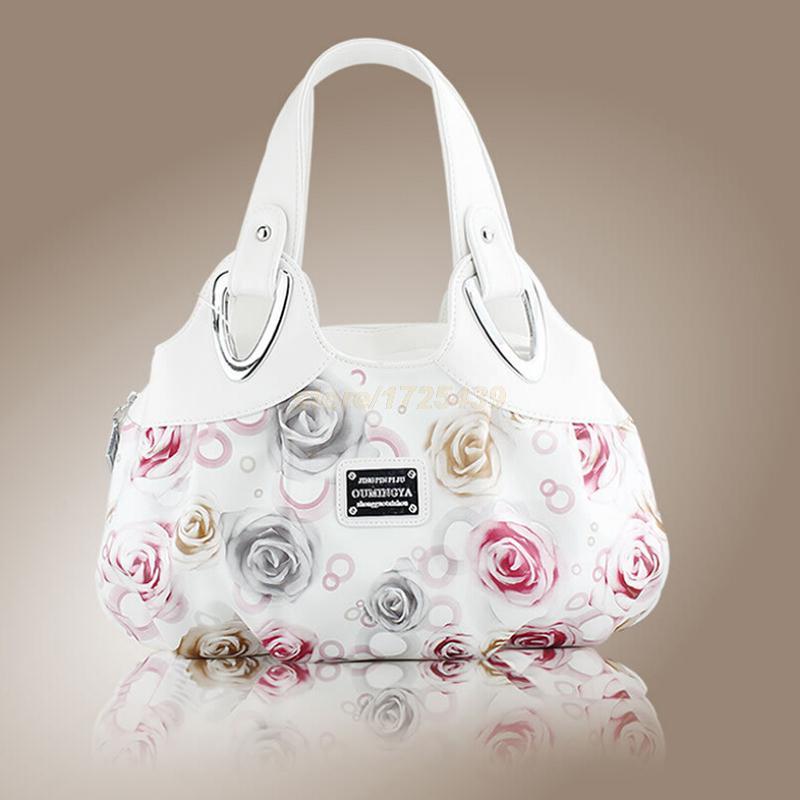Fashion Korean Women Handbag Beautiful Leather Bags Women Tote Bag Printing Handbags Women's Shoulder Bags Summer Bag sac a main(China (Mainland))