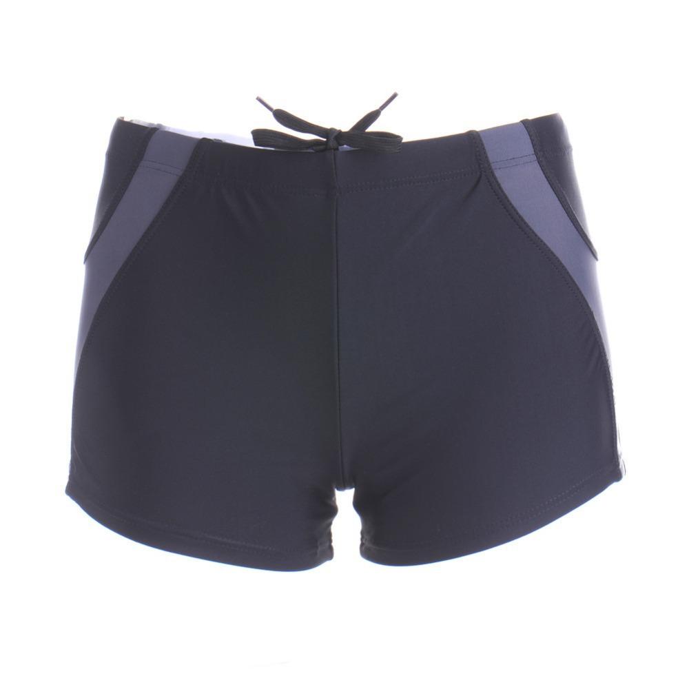 men s swimming trunks 2015 NEW swimwear swimsuit men sexy brand bathing Suits Sharkskin Shorts