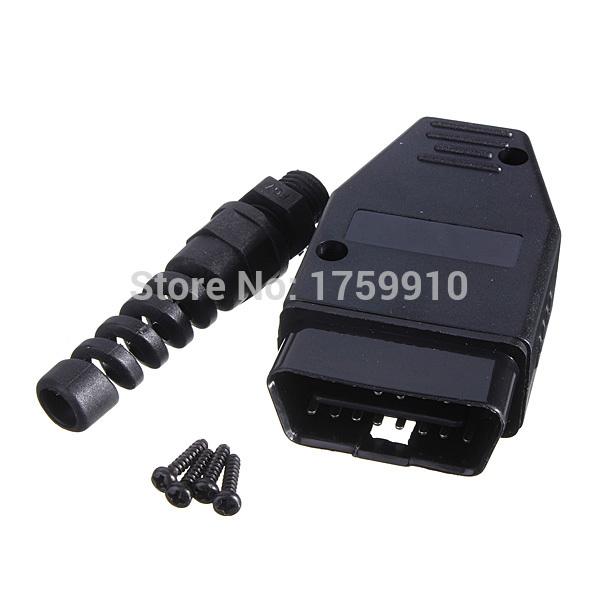 Диагностические кабели и разъемы для авто и мото 16/obd 2 OBDII