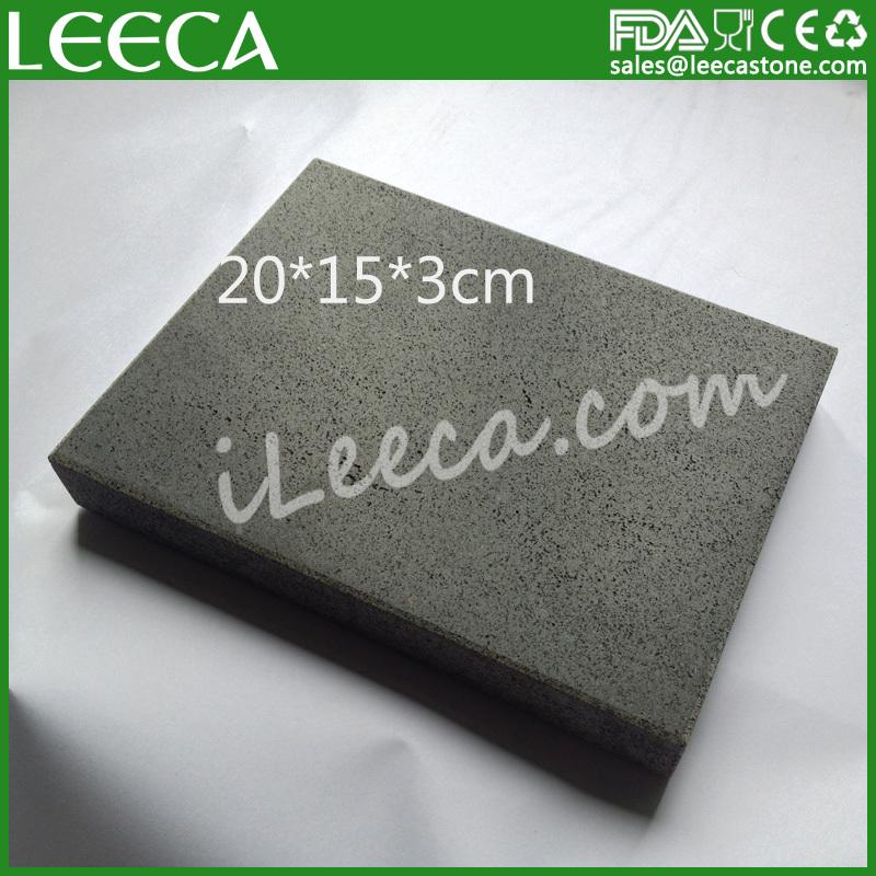 LEECA LTD/ grill stone cooking flat plate(China (Mainland))