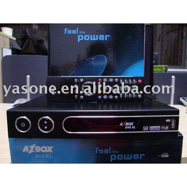 Azbox EVO XL Hot selling ! sale promotion(China (Mainland))