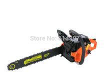 "CS6200 Professional wood cutter chainsaw 62cc  Gasoline saw Maximum power speed 12500/rpm CDI bar 20""  chainsaw"