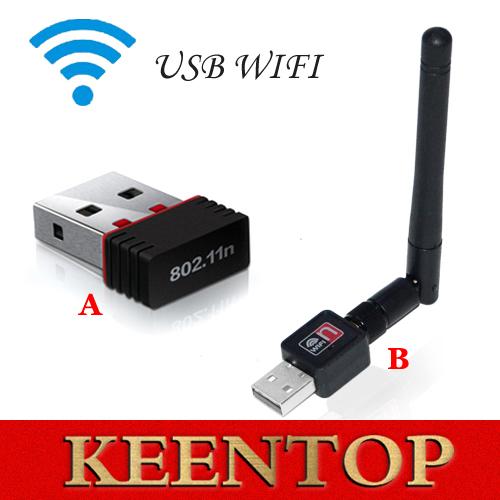 Ralink Mini PC wifi adapter 150M USB WiFi antenna Network Card 802.11n/g/b LAN and 802.11N 150M USB wireless Network Lan Card()