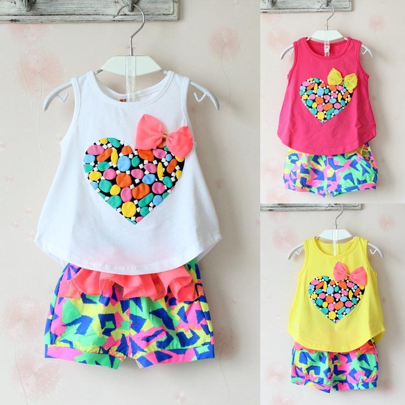 Комплект одежды для девочек Feitong + 2