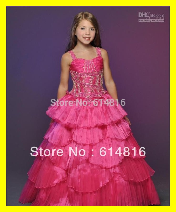 Flower Girl Dresses Nz 75