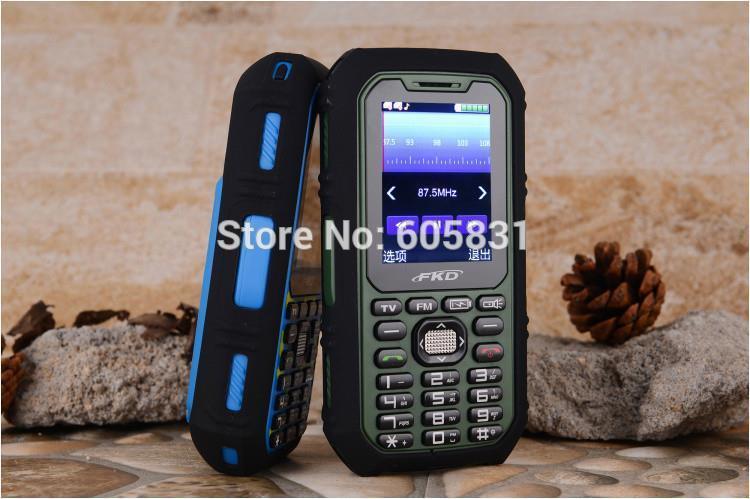 9000mAh long standby power bank torch Vibration TV Cheap outdoor old man Mobile Phone flashlight big button cell phone dual sim(China (Mainland))