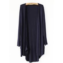 Free shipping women Oversized Cardigan plus size long cardigans large size 2015 spring Autumn ladies open