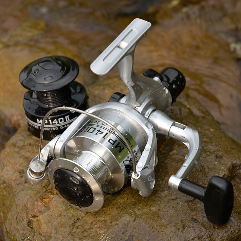 2015 Rushed New Baitcasting Reel Islands Mp140i Metal Head Spinning Wheel Type Fishing Reel 4000 Fish Pole Sea Rods Round Shot(China (Mainland))