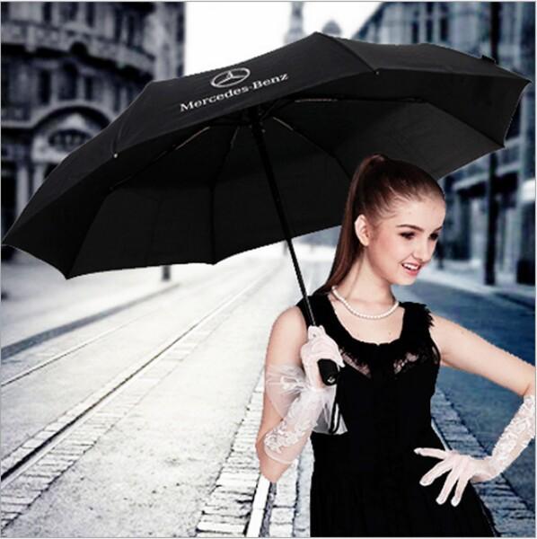 The new fashion umbrella brand Thirty percent since the open golf umbrella Outdoor advertising umbrella man business(China (Mainland))