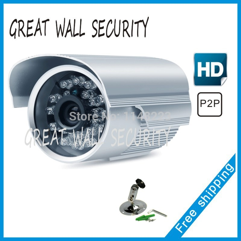 security DVR Dome CCTV Surveillance Waterproof IR Camera 24 IR LED TF SD Card Color 1GB-16G Night/day min camera free shipping(China (Mainland))