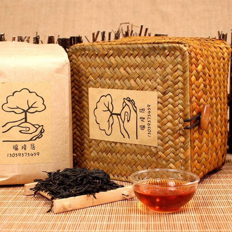 2015 New spring chinese Tea clovershrub oolong tea wuyi premium wuyi da hong pao tea low price with free shipping(China (Mainland))