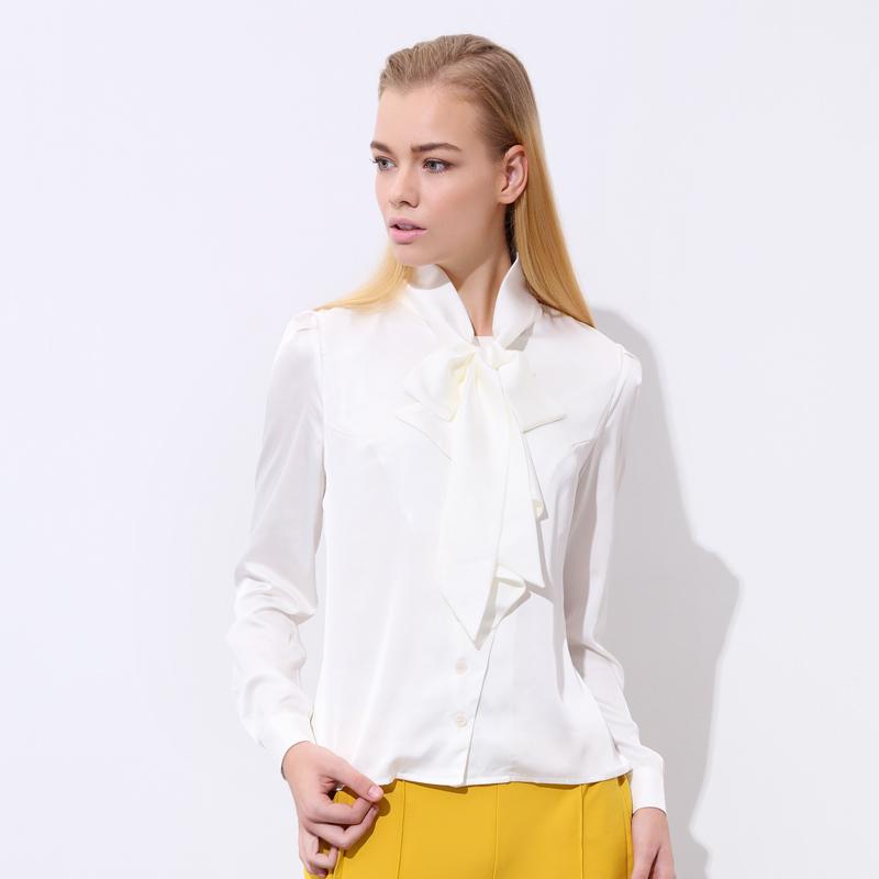 Шелковая Блузка Купить
