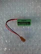 Плк для Sanyo cr17335 cr17335se 1800 мАч 3 В вилкой литиевая батарея контроллер промышленное оборудование и оборудование