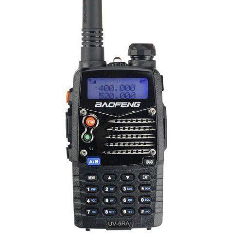 Q14756 Baofeng UV-5RA 136-174 / 400-480 MHz Dual-Band DTMF CTCSS DCS FM 5W Amateur Two Way Radio + FS(China (Mainland))