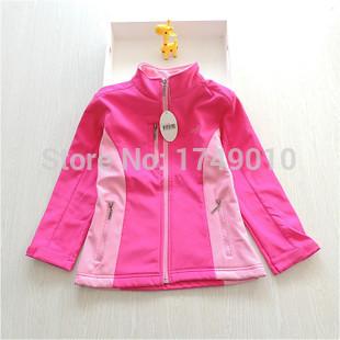 2015 spring brand Children ski jacket Outdoor suit snowboard Windproof Sportwear GIRLS PIZEX Outerwear Coats kid's /kx003(China (Mainland))