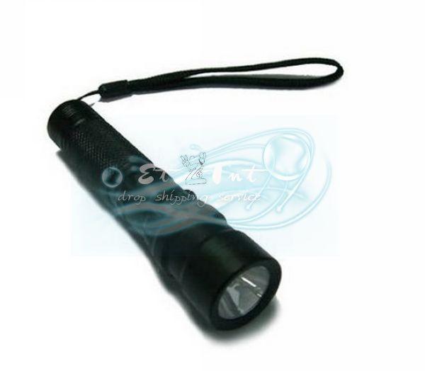 Wholesale Pocket LED Bulb Light Hand Torch Flashlight 5W(China (Mainland))