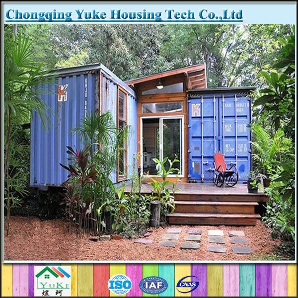 Lage kosten nieuwe ontwerp container huizen te koop china mainland - Thuis container verkoop ...