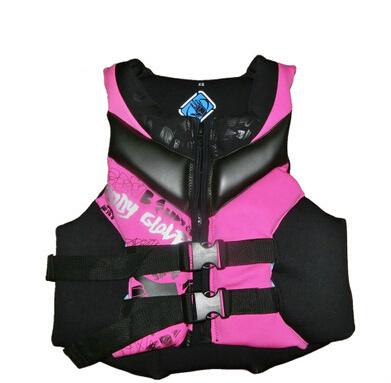 Ollas wholesale women life vest rescue flood Sponge snorkel fishing swimming sport life jacket survival suit for adult(China (Mainland))