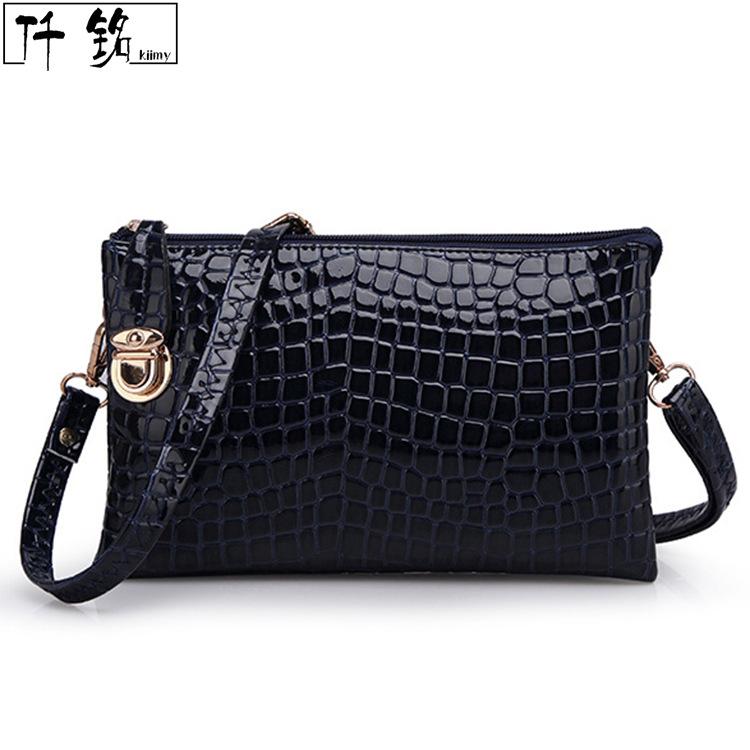 Qian Ming autumn new lady bag hand bag(China (Mainland))