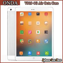 "ONDA V919 4G Air Octa Core 9.7"" 4G LTE Phone Call Android 4.4 Tablet PC MTK8752 ARM Cortex A53 Octa Core 2GB+32GB GPS Bluetooth"