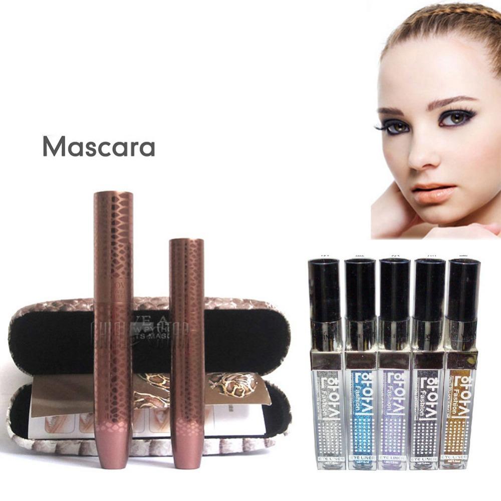 LOVE ATTI Mascara Makeup Eye Beauty Bushy Lash Growth Make Up Mixed Tool(China (Mainland))